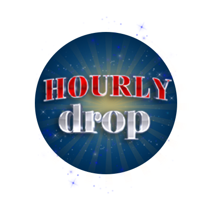 Hourly Drop Jackpot